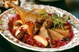 comment cuisiner l oie cuisses de poulet rôties au four