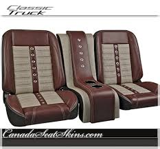 Dodge Truck Bench Seat Tmi Sport Xr Pro Series Restomod Truck Seats
