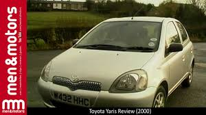 toyota yaris sr review toyota yaris review 2000
