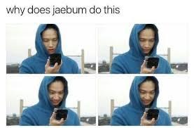 Every Meme Face - jb the living meme got7 amino