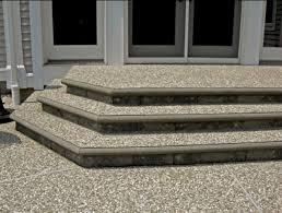 Exposed Aggregate Patio Stones Exposed Aggregate Patio Customize Your Exposed Aggregate Surface