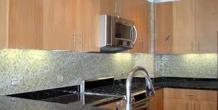 Glass Kitchen Backsplash Kitchens Page 4 New Jersey Custom Tile