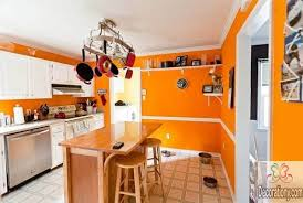 kitchen color ideas with white cabinets orange kitchen paint ideas quicua