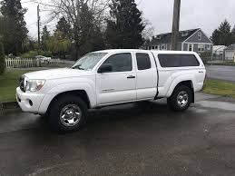 survival truck gear as promised pictures of the 2006 white toyota tacoma 4x4 pickup