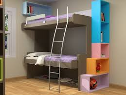 furniture double deck bed the bed with desk hiddenbed house