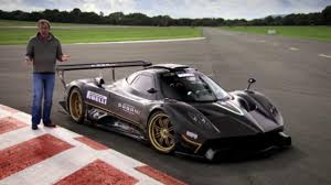 pagani suv jeremy drives the pagani zonda r part 1 2 series 16 episode 9