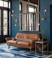 Leather Couch In Living Room by Best 25 Tan Couch Decor Ideas On Pinterest Tan Couches Tan