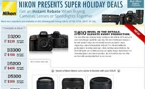 best camera bundles black friday deals update 2 black friday u0026 cyber monday deals on nikon gear hd