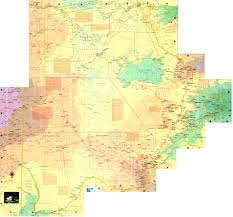 Africa Topographic Map by Maps Of Botswana Map Library Maps Of The World