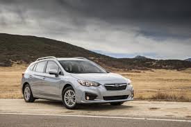 subaru impreza stance 2017 subaru impreza our review cars com