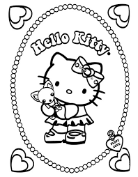 kitty 266 cartoons u2013 printable coloring pages