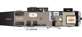 Open Range 5th Wheel Floor Plans Impact