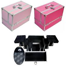 makeup artist box for makeup artist 3 layers nail organiser aluminum