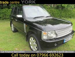 white range rover png used land rover range rover vogue 2005 cars for sale motors co uk