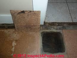 asbestos content in floor tile mastics cutback adhesive or