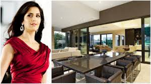 katrina kaif new house in mumbai 2016 youtube