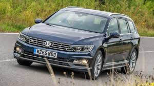review the 76mpg vw passat bluemotion estate top gear