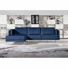 Blue Sectional Sofa With Chaise Sofa Trendy Modern Sectional Sofa Bed Sofas New Awesome Ideas