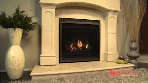 regency bellavista b36xte medium gas fireplace youtube