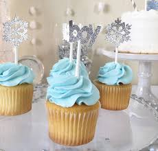 winter baby shower cupcake toppers winter onderland baby its