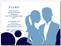 Couple S Shower Baby Shower Invitations Couples Theruntime Com