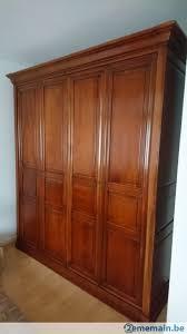 chambre en merisier chambre merisier complète a vendre à bruxelles laeken 2ememain be