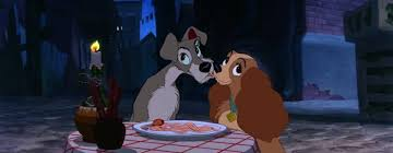 true disney romance lady tramp tor