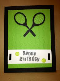 19 best tennis theme greeting cards images on greeting