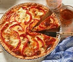cuisine provencale recette tarte provençale recette de grand mère