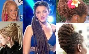 hair styles for women with medium dred locks dreadlocks hairstyles for women hairstyles weekly