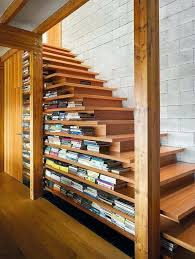 Best Bookshelves For Home Library by 20 Ways To Turn Stairs Into An Amazing Bookshelf Library
