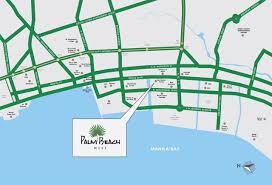 Palm Beach Map Palm Beach West Federal Land Residences