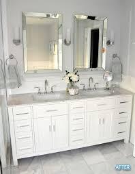 elegant mirrors bathroom double vanity bathroom elegant mirrors for on intended regarding 16