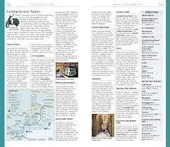dk eyewitness travel guide naples u0026 the amalfi coast brenda