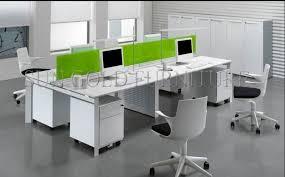 bureau de travail à vendre bureau d ordinateur modulaire moderne pour centre d appels à