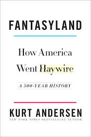 Americas Mood Map by Fantasyland How America Went Haywire U0027 By Kurt Andersen San
