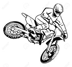 black motocross bike 2 882 dirt bike cliparts stock vector and royalty free dirt bike