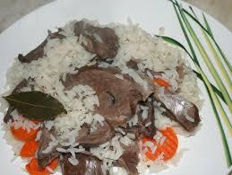 cuisiner coeur de porc coeur de porc au riz créole amafacon