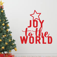 aliexpress com buy merry christmas tree joy to the world quotes