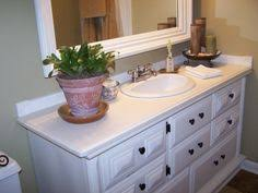 Dresser Turned Bathroom Vanity Dresser Turned Bathroom Vanity Do It Yourself Home Projects From