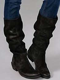 womens size 12 slouch boots knee high boots must fit correctly at the calf ylf