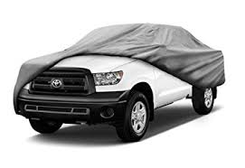 Toyota Tacoma Double Cab Long Bed Amazon Com 3 Layer All Weather Truck Cover Fits Toyota Tacoma
