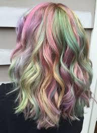 hairway to heaven magical hair colors pinterest heavens