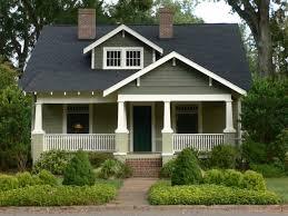 1920s bungalow exterior house colors 1920s craftsman 1920