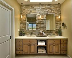 Framed Bathroom Mirrors Ideas Wood Bathroom Mirrors Laughingredhead Me