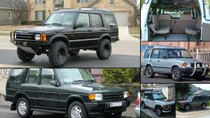 1997 land rover discovery off road land rover discovery all years and modifications with reviews