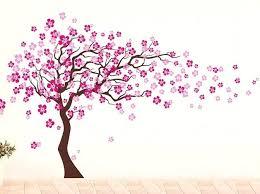 cherry blossom tree phos japanese drawing feelingood me