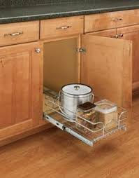 Kitchen Cabinets Baskets Storage Baskets Kitchen Cabinet Chrome Pull Out Wire Baskets W