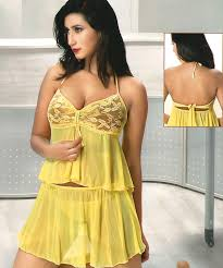 honeymoon sleepwear baby doll sleepwear dress 57 rs 1010 00 only