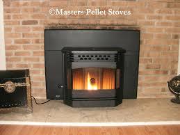 lovely pellet fireplace insert suzannawinter com
